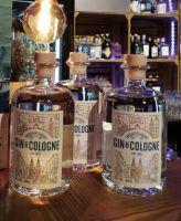 Eine Zierde für jede Bar, ein Highlight für Gin-Fans: der milde Gin de Cologne erfrischt jeden
