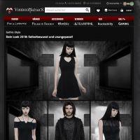 Gothic – der neue Style für selbstbewusste Frauen und Männer