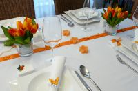 Mustertische für Ihre Hochzeit bei Tischdeko-online