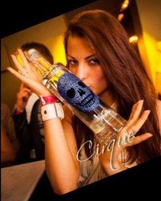 Iordanov Vodka Ocean Club Marbella