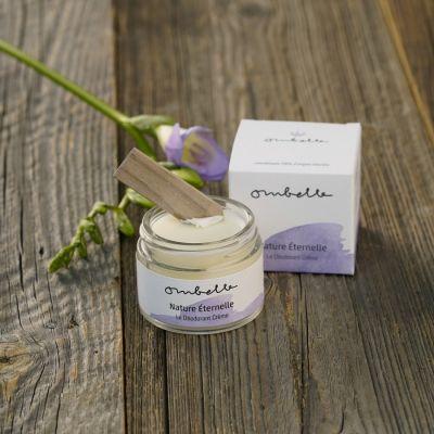 Die Ombelle Deocreme: Pflegende Bio-Sheabutter trifft auf Naturparfum aus Südfrankreich (© )