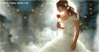 kurzarm Brautkleid