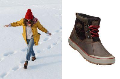 KEEN Elsa II Ankle Wool WP