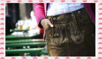 Lederrock von Trachtenamazonen - handmade in Bavaria