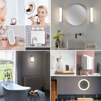 Lichtideen fürs Badezimmer  (© Lampenwelt.de)