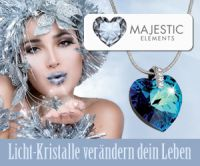 MajesticElements – Lichtsprache Energie-Kristalle der neuen Zeit