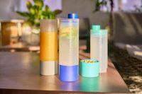 unda 3-in-1: Flasche, Becher und Aufbewahrungsfach