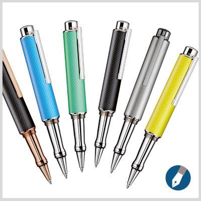 Der Kugelschreiber Design 05 von Otto Hutt: jetzt in Köln erhältlich bei MiaSkribo.