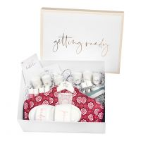 """Getting ready"" Wedding Box von shopandmarry"