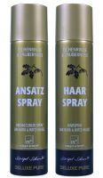 Das neue Haarstyling-Duo mit Eichenrinde und Zaubernuss als Aerosol-Spray, Quelle: Margot Schmitt Haar-Cosmetic Spezial GmbH