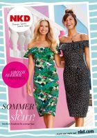 Das große Kleider Festival geht weiter: Sommerkleider zum Aktionspreis ab 7,99 €. Ab 7. Mai in allen NKD Filialen und auf nkd.com.