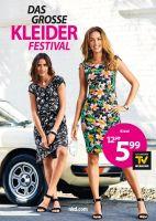 Das große Kleider Festival von NKD: Sommerkleider für 5,99€ statt bisher 12,99€. Ab dem 2.5. in allen NKD Filialen und auf nkd.com