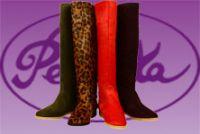 Petrusk Boots - trendy Damenstiefel aus Fell in angesagten Designs