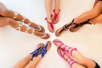1 Paar Sandalen über 80 verschiedene Variationen!