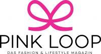 Das Logo des Onlinemagazins Pink Loop