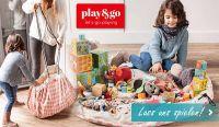 Play & Go / hellblaurosa