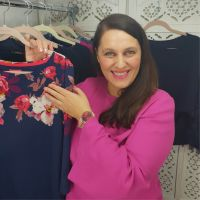 Silke Joos verhilft Frauen mit Kurven zu bequemen und stylischen Outfits