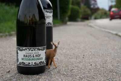 Der Onlinehändler WEiNDOTCOM gibt die Hannes Reeh Weine offiziell zur Jagd frei...