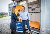 Spezialist für Label, Etiketten und RFID – nun auch in Deutschland