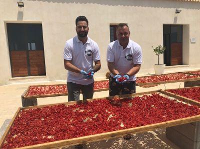 Das meinRUB Gründer-Team Thomas Nedavni und Giuseppe Zocco