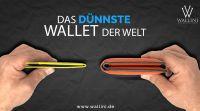 WALLINI – Das dünnste Wallet der Welt