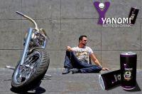 Neues Werbegesicht von YANOMI: Michael Wendler