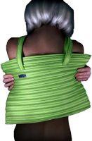 Neuer Mode-Clou: Ghostzip-Taschen gibt es in vielen Formen, Farben und Größen.