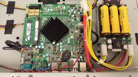 Touch Panel PC Mainboard mit USV