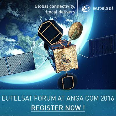 Eutelsat veransatltet Foren für Industrie und Broadcast