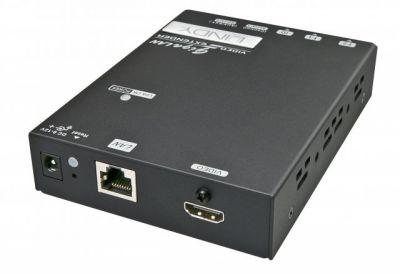 HDMI over IP Video Wall Extender Receiver/Transmitter Einheit von LINDY