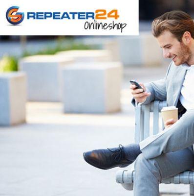 repeater24 - Empfangsverstärker für jeden Einsatzbereich