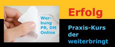 Praxis-erprobte Weiterbildung und Training bringt Erfolgs-Kompetenz in Marketing-Kommunikation