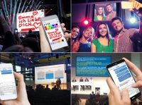 SMS Chatwall, SMS Voting, Team-Chart, Selfiewall, Paintwall (Haase & Martin GmbH)