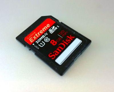 SD Card Daten retten. Analyse kostenlos.