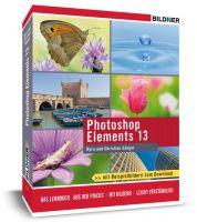Photoshop Elements 13 – das komplette Lernbuch, ISBN: 978-3-8328-0114-4