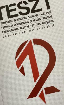 1/2 TESZT - Ungarisches Theaterfestival im rumänischen Timisoara 2019