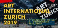 21. Kunstmesse Zürich mit Event-Performance von JfR