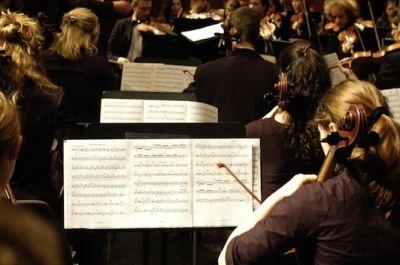 The Young North: Proben mit der Deutsch-Skandinavischen Jugend-Philharmonie