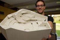 3D-Modell der Berliner Philharmonie erstmals in Europa