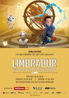 """Einladung zur Weltpremiere """"LIMBRADUR und die Magie der Schwerkraft"""""""