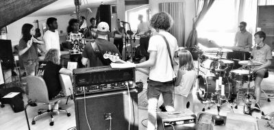 Action People - Bandprobe