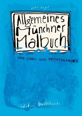 Soeben erschienen: Das erste Münchner Malbuch mit höchstem Spaßfaktor für kleine und große Leute.