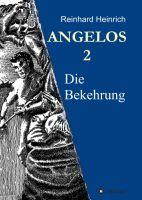 ANGELOS 2 – historischer Roman entführt uns in die Zeit der Völkerwanderung um das Jahr 500 n. Chr