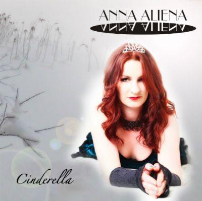 """Cover der EP """"Cinderella"""" von Anna Aliena"""