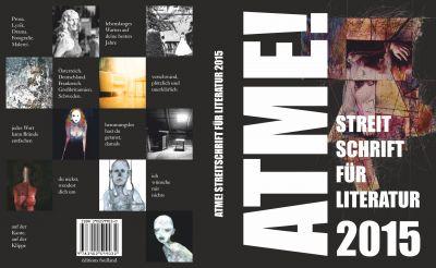 ATME! 2015 Umschlag