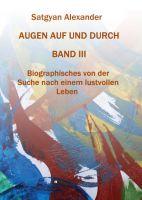 AUGEN AUF UND DURCH – Autobiographie Band 3