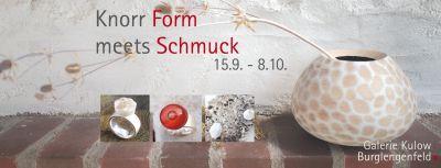 Einladung zur Ausstellung . Galerie Kulow . Marktplatz 5 . 93133 Burglengenfeld