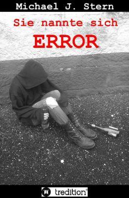 """Buch-Cover """"Sie nannte sich Error"""" von Michael J. Stern"""