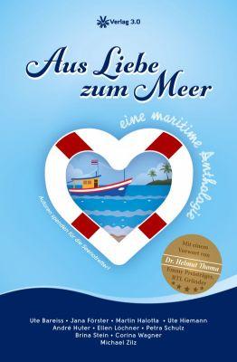 """Buchcover """"Aus Liebe zum Meer"""""""