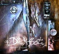 Bandstudio abgebrannt:  Dickfoot – Comeback nach dem Feuer / CD-Release Konzert am 26.8.